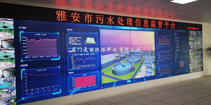 集团化智慧水务综合运营管理平台(YES-SWP)